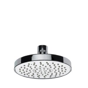 Novosan Nikles Pure 105 Airdrop suihkupää. Pyöreä suihkupää. Tuotenumero: B3305EN, B3305N, B3305N-9N. Väri: kromattu.