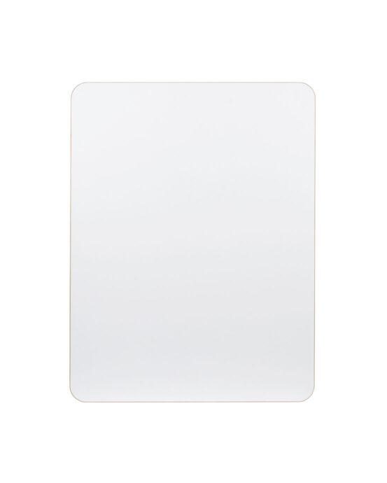 KAWAsimplex-lastenhoitopöytä kuvattuna edestä. Väri: valkoinen. Tuotenumero: TKS7002.