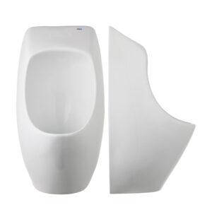 Urimat Ceramic20 -pisuaari. Väri: valkoinen. Tuotenumero: 12220.