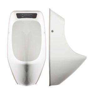 Urimat EcoPlus-pisuaari. Väri: valkoinen. Tuotenumero: 16045.