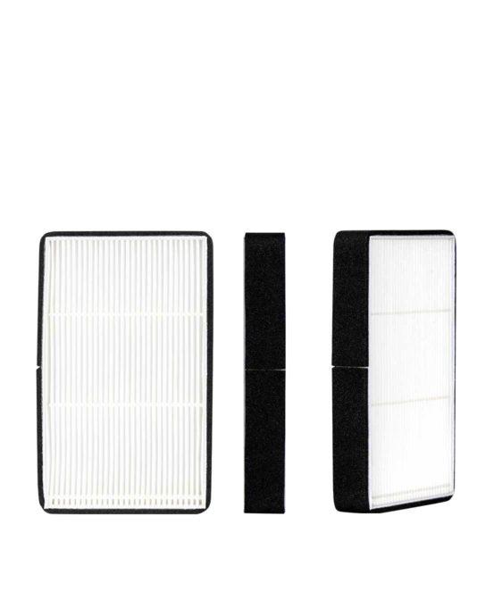 Exe3-käsienkuivaajan Hepa-filtteri, tuotenumero NER11003HEPA. Kuoren väri: musta.